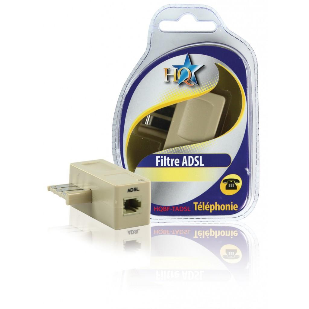 1773 filtre adsl hq filtre adsl rj45 coupleur adaptateurs convertisseurs accueil hq alpexe. Black Bedroom Furniture Sets. Home Design Ideas