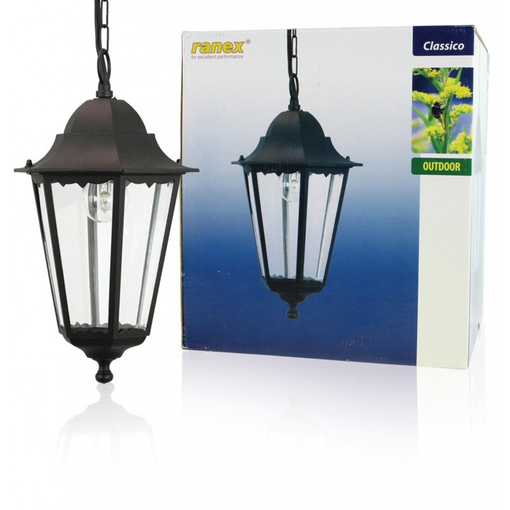 Lanterne d 39 exterieur ranex - Lanterne d exterieur ...