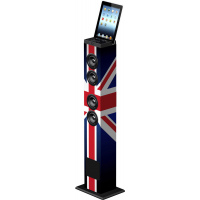 Muse enceinte tour bluetooth m1200btk drapeau uk