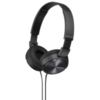 Sony casque micro jack 3,5mm mdrzx310ap noir