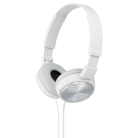 SONY CASQUE MICRO JACK 3,5MM MDRZX310AP BLANC