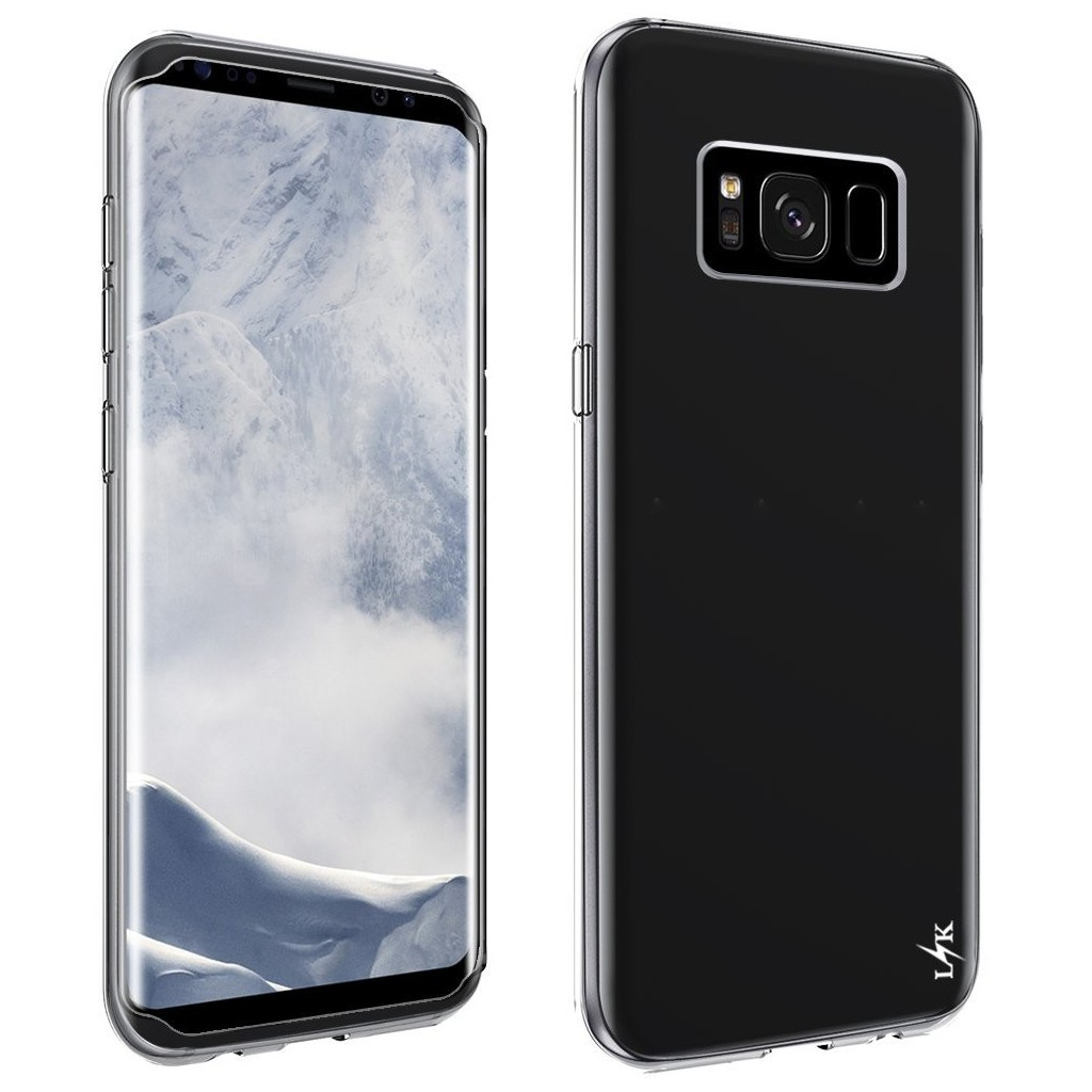 55562 coque galaxy s8 housse coque protecteur silicone for Housse galaxy s8