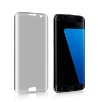 """INTIMITY Verre trempé de Couverture complète pour Samsung Galaxy S7 Edge 5.5"""" (Transparent)"""