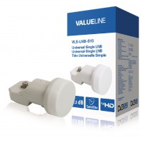 Tete LNB universelle Single 0.3 dB