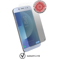 Protège-écran verre trempé Force Glass pour Galaxy J7 2017 et kit de pose