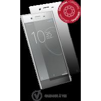 Protège-écran en verre trempé Force Glass pour Xperia XZ Premium et kit de pose