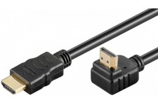CABLE HDMI 5 M COUDE