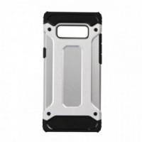 Alpexe ARMOR Case / Etui SAMSUNG Galaxy NOTE 8 silver