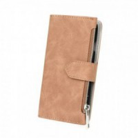 Alpexe COMMODORE Case / Etui SAMSUNG Galaxy NOTE 8 brown