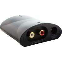 Convertisseur audio analogique / numérique InLine® DANS RCA Sortie stéréo RCA ou Toslink S / PDIF
