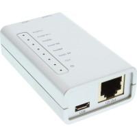 Adaptateur audio HD InLine® USB 24 bits 192kHz vers convertisseur coaxial numérique / Toslink / I2S