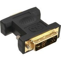 DVI-A Adaptateur, InLine®, Analogue 12+5 prise sur 15 broches HD prise femelle (VGA)