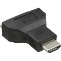 Adaptateur HDMI-DVI, InLine®, prise HDMI sur prise DVI femelle