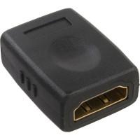 Adaptateur HDMI 19 broches fem. sur 19 broches Bu, contacts dorés