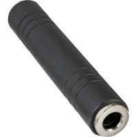 Adaptateur audio, InLine®, 6,3mm jack femelle/prise femelle, Stéréo