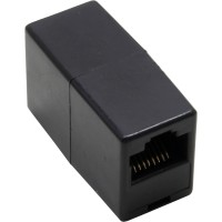 ISDN accouplement InLine®, 2x RJ45 prise femelle