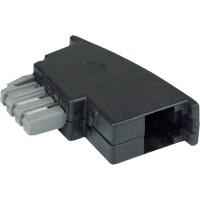 Adaptateur TAE-N sur accouplement 6/4 RJ11
