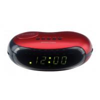 Peekton radio réveil clocky 231 rouge