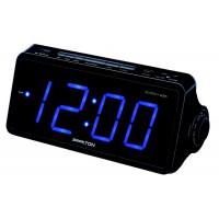 Peekton radio reveil clocky 255 noir