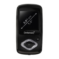 INTENSO MP3 4GB VIDEO ROCKER ECRAN 1.5'' NOIR
