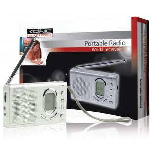 RADIO PORTABLE KONIG