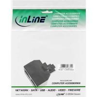 Distributeur ISDN 1x RJ45 mâle à 2x RJ45 fem. sans résistance de pull-up