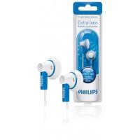 Philips SHE3000 in-ear headphone blue