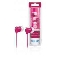 Philips écouteurs intra-auriculaires roses
