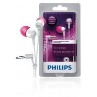Philips écouteurs intra-auriculaires blancs