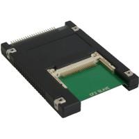 """Les adaptateurs InLine® IDE 2,5 """"Compact / 2x Compact Flash utilisent des cartes CF comme disques durs"""