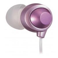 Panasonic in-ear earphone pink