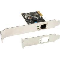 Gigabit carte réseau, InLine®, PCI Express 1GBit/s, PCIe x1