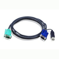 Jeu de câbles KVM, USB ATEN, 2L-5201U, longueur 1,2 m