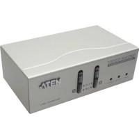 Commutateur écran ATEN VS0202, Matrix 2-in 2-out, avec Audio