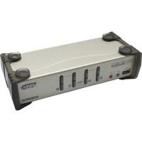 KVM Commutateur, 4 x, ATEN CS1734B, USB, PS/2, Audio, OSD