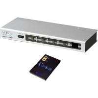 Commutateur HDMI, Aten VS481A, 4 ports