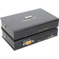 Extension-consoles ATEN CE250A, 1PC- 2 postes de travail, jusqu'à 150m