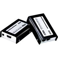 Extension HDMI, ATEN VE800, additif jusqu'à max. 60m sur câble réseau