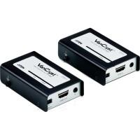 Extension HDMI, ATEN VE810, max. Câble réseau RJ45 de 60 m avec télécommande infrarouge