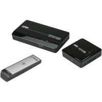 Extension sans fil HDMI, ATEN VE809, max. 30 m, avec télécommande IR, son 3D et 5.1 canaux