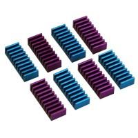 Ailettes de refroidissement auto-adhésives InLine® RAM Heat Sink 8 pcs.