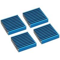 Ailettes de refroidissement auto-adhésives InLine® RAM Heat Sink 4pcs.