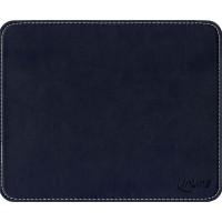 Tapis de souris InLine® Premium en cuir PU 220 x 180 x 3 mm noir