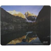 """Tapis de souris InLine® respectueux de l'environnement Photo """"Lac de montagne"""" 240x190x3mm"""