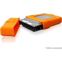 """protecting sleeve for 8,89cm (3.5"""") harddrive, FANTEC 8,89cm (3.5"""") HDD manchon de protection"""