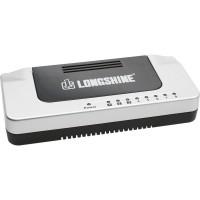 Commutateur Longshine 8 ports, 10/100 avec détection de QoS et de boucle, LCS-FS6108-C