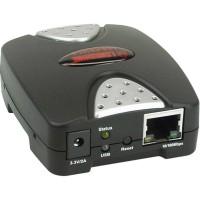 Longshine serveur d'impression 100Mbit 1x USB, LCS-PS101-A