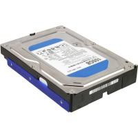 Rails en caoutchouc InLine® pour le découplage en vibration du disque dur 2 pcs.