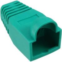 InLine® 10 pcs Pack RJ45 Anti Kink Sleeve vert