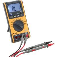 Multimètre numérique InLine® 5 en 1 avec température, humidité, son et mesure en lux